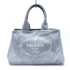 Borsa XL in tessuto Prada