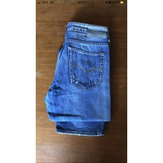 Straight-Cut Jeans  Kaporal