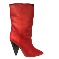High Heel Boots Isabel Marant