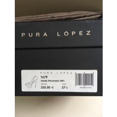 Escarpins Pura Lopez  pas cher