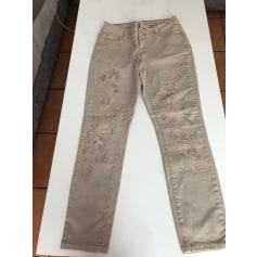 Pantalon droit Helline  pas cher