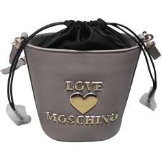 Sac en bandoulière en tissu Love Moschino  pas cher