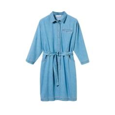 Robe mi-longue Lacoste  pas cher