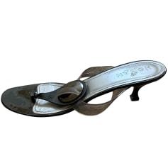 Sandales à talons Hogan  pas cher