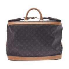 Non-Leather Oversize Bag Louis Vuitton