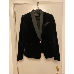 Blazer, veste tailleur Balmain x H&M  pas cher