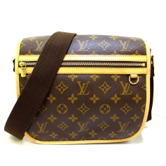 Non-Leather Shoulder Bag Louis Vuitton
