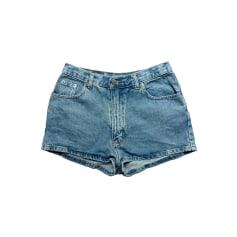 Short en jean Vintage  pas cher