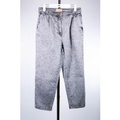Jeans large, boyfriend Sessun  pas cher