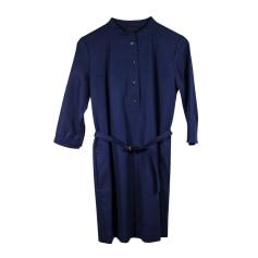 Robe mi-longue APC  pas cher