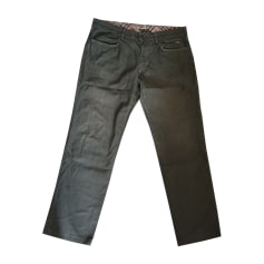 Straight Leg Jeans Burberry