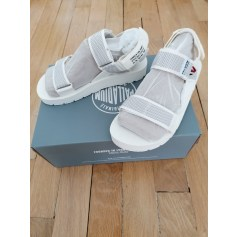 Sandales plates  Palladium  pas cher