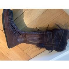 Flat Boots Dior