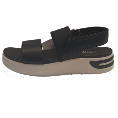 Sandales compensées Geox  pas cher