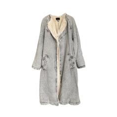 Fur Coat Isabel Marant