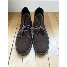 Flat Ankle Boots Clarks