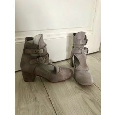 High Heel Ankle Boots Stéphane Gontard