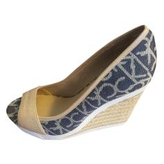 Wedge Sandals Calvin Klein