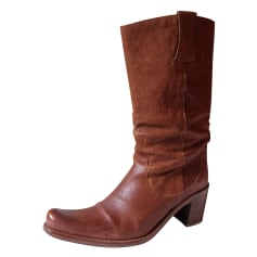 Cowboy Ankle Boots Free Lance