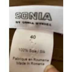 Wide Leg Pants Sonia Rykiel