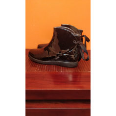 Flat Ankle Boots Camper