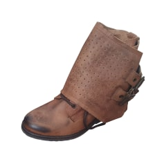 Cowboy Ankle Boots Ikks