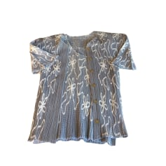 Débardeur Pleats Please by Issey Miyake  pas cher