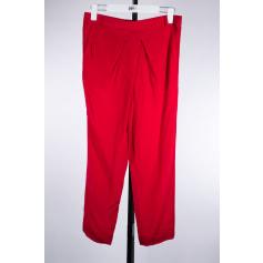 Pantalon droit Athé Vanessa Bruno  pas cher