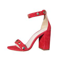 Sandali con tacchi Maje