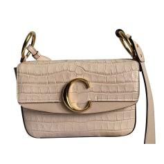 Leather Shoulder Bag Chloé Sac C