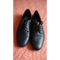 Chaussures à lacets  Teca shoes  pas cher