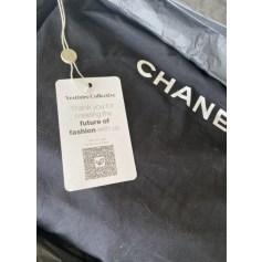 Sac en bandoulière en cuir Chanel 2.55 pas cher