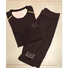 Ensemble jogging Armani EA7  pas cher