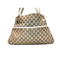 Ledertasche groß Gucci