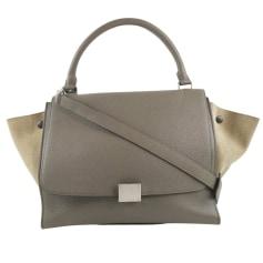 Stoffhandtasche Céline Trapèze