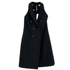 Robe mi-longue Moschino  pas cher