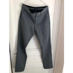 Pantalon droit Selected  pas cher