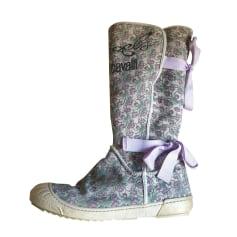 Flat Boots Roberto Cavalli