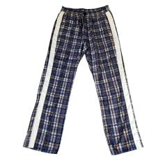 Pantalone largo Burberry