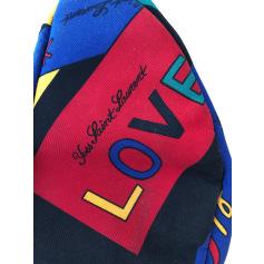 Stoffhandtasche Yves Saint Laurent