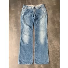Jeans très evasé, patte d'éléphant Sportmax  pas cher