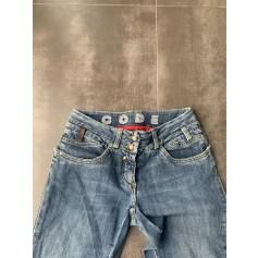 Jeans droit Sportmax  pas cher