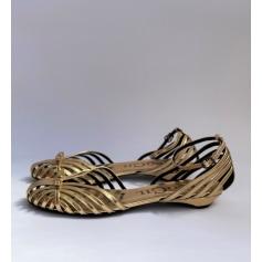 Sandales plates  Paco Gil  pas cher