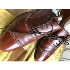 Chaussures à lacets John Lobb  pas cher