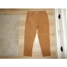 Pantalon slim, cigarette Promod  pas cher