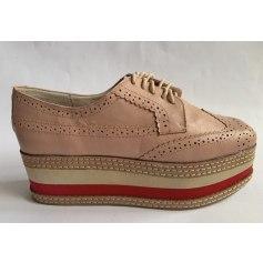 Chaussures à lacets  Jeffrey Campbell  pas cher