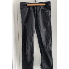 Jeans droit Sandro  pas cher