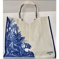 Sac XL en tissu Jean Paul Gaultier  pas cher