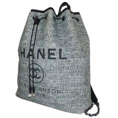 Sac à dos Chanel Deauville pas cher