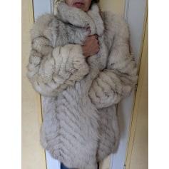 Blouson, veste en fourrure Saga fox  pas cher